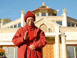 Vénérable Guéshé Kelsang Gyatso