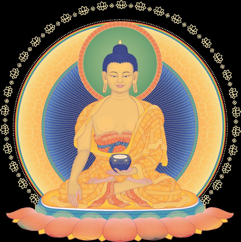Buddha Shakyamuni 3_transparent
