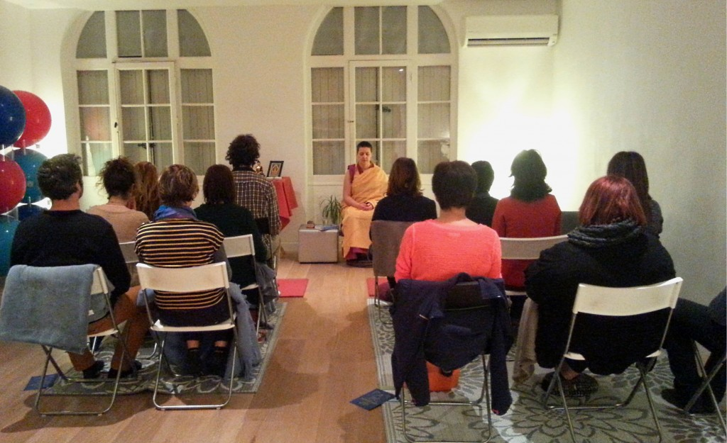 Programme général méditation