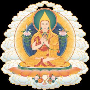 Gourou Soumati Bouddha Herouka