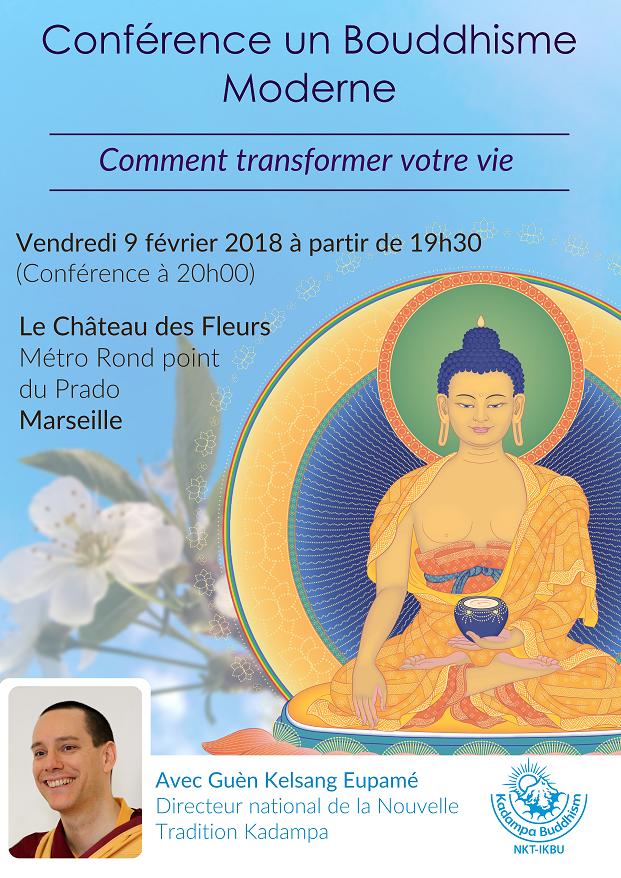 Conférence méditation