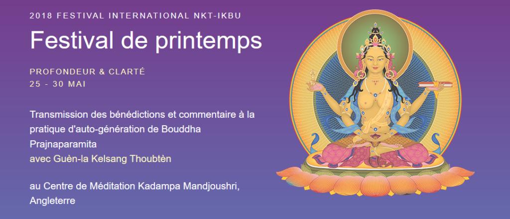 Festival Kadampa