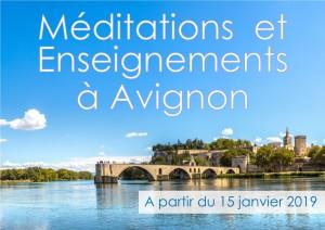 Widget - lancement annexe Avignon