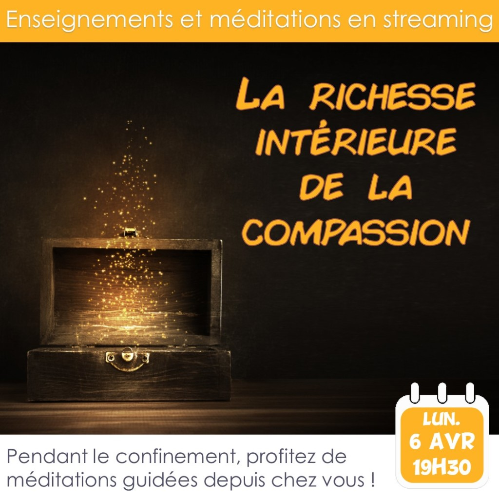 99 - Instagram - PG La richesse intérieure de la compassion (vidéo)