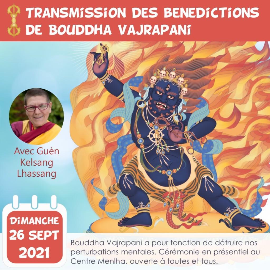 2021-09-26 insta transmission Vajrapani