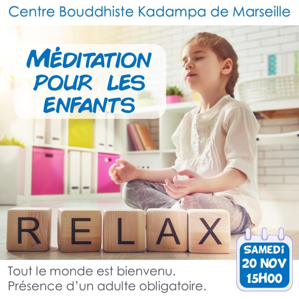 2021-11-20 méditation enfants